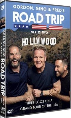 Gordon, Gino & Fred's Road Trip: Series Two - 2
