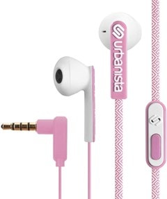 Urbanista San Francisco Pink Paradise Earphones - 3