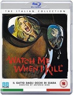 Watch Me When I Kill - 1