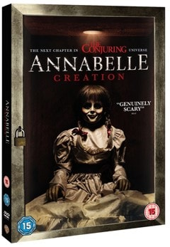 Annabelle - Creation - 4