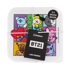 BT21 : Set of 3 Snack Boxes - 2