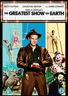 The Greatest Show On Earth - 1