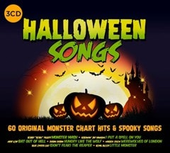 Halloween Songs - 1
