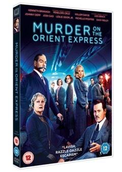 Murder On the Orient Express - 2