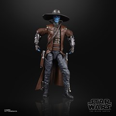 Cad Bane: Clone Wars: The Black Series: Star Wars Action Figure - 2