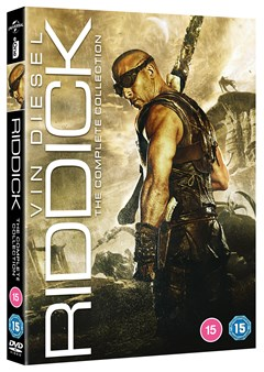 Riddick: The Complete Collection - 2