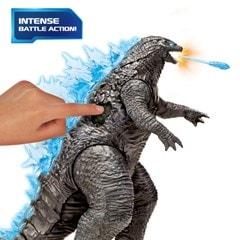 Monsterverse Godzilla vs Kong: Mega Godzilla with Lights & Sounds Action Figure - 4