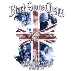 Black Stone Cherry: Livin' Live - 1