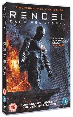 Rendel: Dark Vengeance - 2