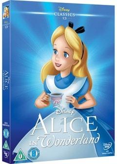 Alice in Wonderland (Disney) - 2