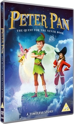 Peter Pan: The Quest for the Never Book - 2
