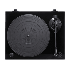 Audio Technica AT-LPW50 Wood Base Piano Black Turntable - 2