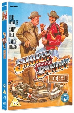 Smokey and the Bandit Ride Again - 2