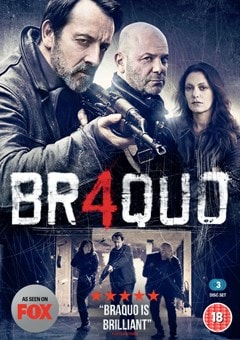 Braquo: The Complete Season Four - 1
