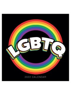 LGBTQ: Square 2022 Calendar - 1