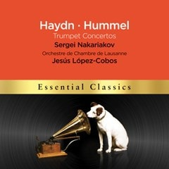 Haydn/Hummel: Trumpet Concertos - 1