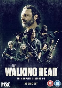 The Walking Dead: The Complete Seasons 1-8 - 1