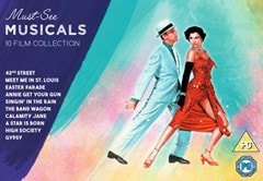 Must See Musicals: 10 Film Collection - 1