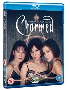 Charmed: Season 1 - 4