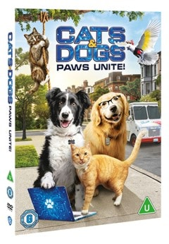Cats & Dogs: Paws Unite! - 2