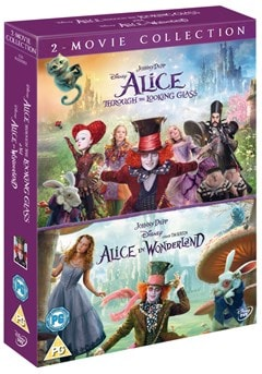 Alice in Wonderland/Alice Through the Looking Glass - 2