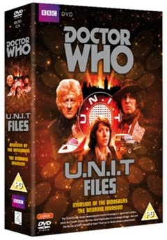 Doctor Who: U.N.I.T. Files - 1