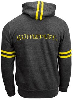 Harry Potter: Hufflepuff Zipped Hoodie (Small) - 2