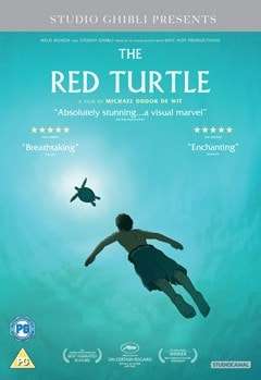 The Red Turtle - 1