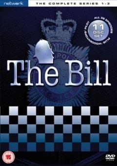 The Bill: Series 1-3 - 1