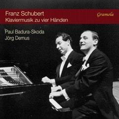 Franz Schubert: Klaviermusik Zu Vier Handen - 1