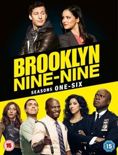 Brooklyn Nine-Nine: Seasons One - Six - 1