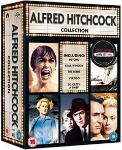 Alfred Hitchcock Collection - 2