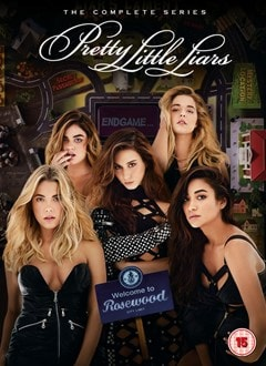 Pretty Little Liars: The Complete Series - 1