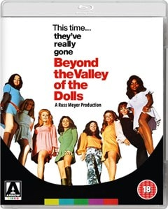 Beyond the Valley of the Dolls - 1