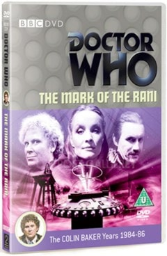 Doctor Who: The Mark of the Rani - 1