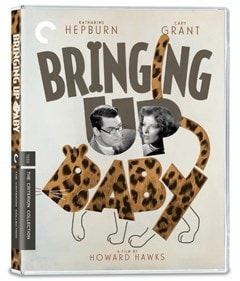 Bringing Up Baby - The Criterion Collection - 2