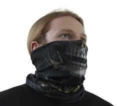 Steam Punk Reaper Face Covering - 2