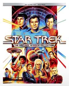 Star Trek: The Original 4-movie Collection - 1