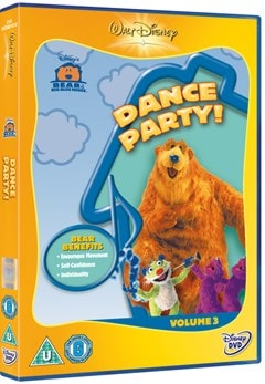 Bear in the Big Blue House: Dance Party - 2