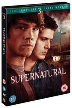 Supernatural: The Complete Third Season - 1