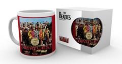 The Beatles Sgt Pepper Mug - 1