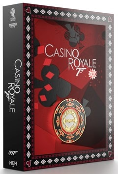 Casino Royale Titans of Cult Limited Edition 4K Ultra HD Blu-ray Steelbook - 3