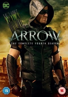Arrow: The Complete Fourth Season - 1