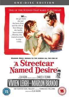 A Streetcar Named Desire - 1