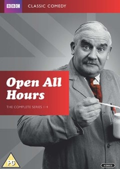 Open All Hours: The Complete Series 1-4 (hmv Exclusive) - 1