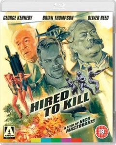 Hired to Kill - 1