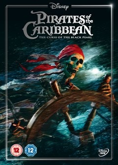 Pirates of the Caribbean: The Curse of the Black Pearl - 1