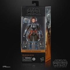 Bo-Katan Kryze: The Mandalorian: Star Wars The Black Series Action Figure - 4