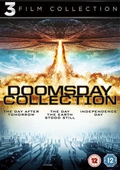 The Day the Earth Stood Still/Day After Tomorrow/Independence Day - 1
