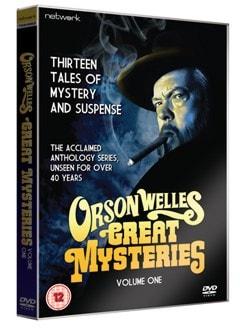 Orson Welles' Great Mysteries: Volume 1 - 2